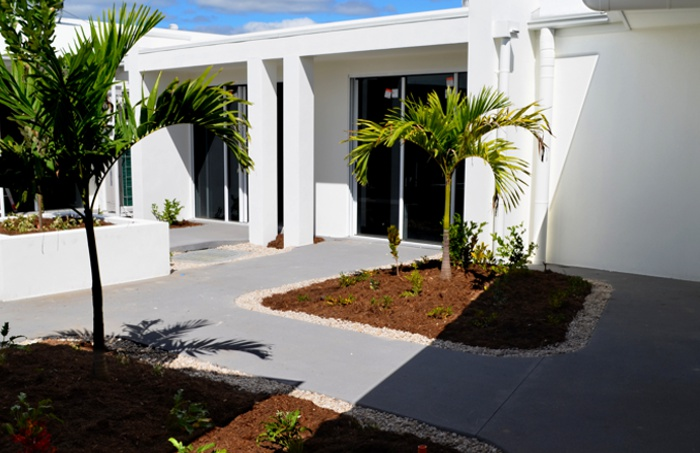 townsville landscaping